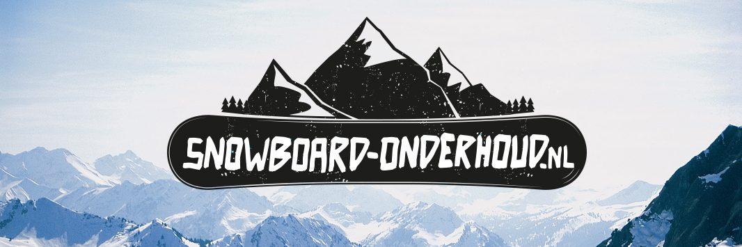 Snowboard onderhoud